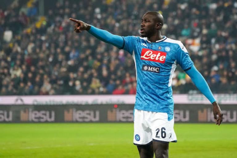 Un ancien défenseur émet des doutes au sujet de Koulibaly — Manchester City