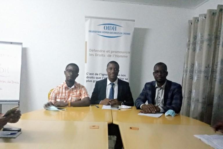 Retour en Côte d'Ivoire : L 'OIDH vole au secours de Laurent Gbagbo