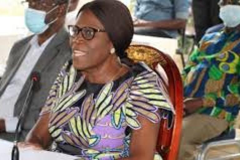 3e mandat : Simone Gbagbo avoue l'échec du combat de l'opposition mais (...)