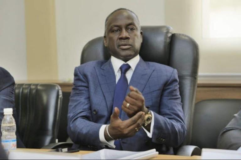 Adama Bictogo tacle les opposants ivoiriens