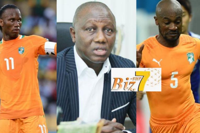 FIF: En campagne, Sory Diabaté lance des piques à Didier Drogba