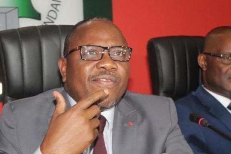 L'opposition exige la démission de Coulibaly Kuibiert