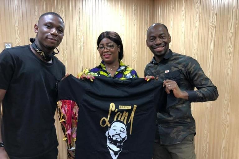 Avant l'an 1 du décès de Dj Arafat, Makosso Camille secoue la Yorogang