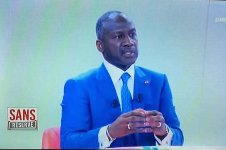 Adama Bictogo, Directeur exécutif du RHDP