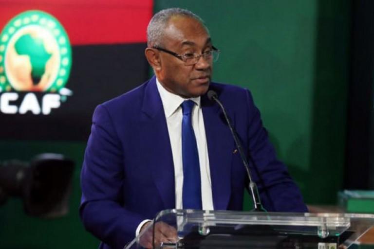 Ahmad Ahmad est l'actuel président de la  CAF