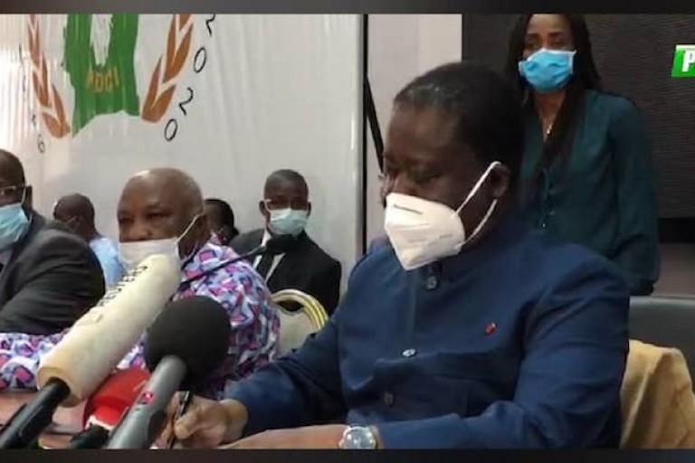 L'opposition exige le retrait de la candidature de Ouattara