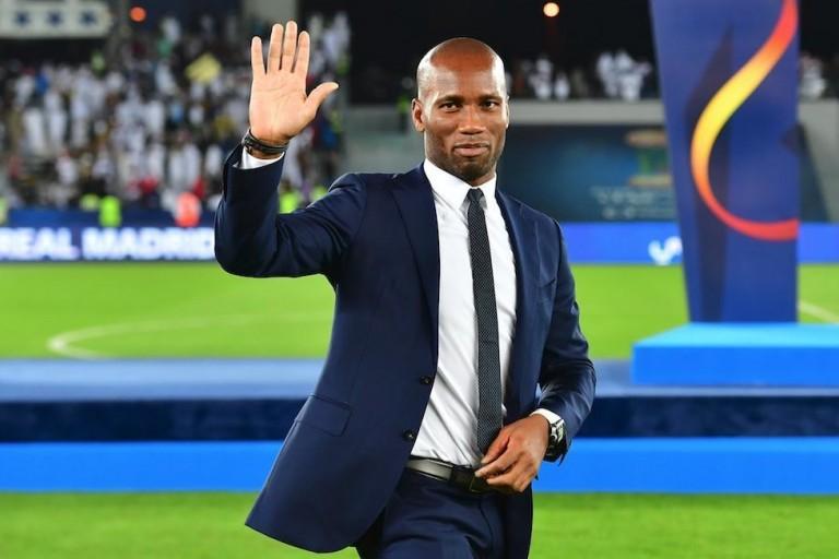 Didier Drogba est désormais ambassadeur Visa