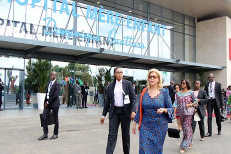 Me N'dry Claver à Dominique Ouattara: «Dites à papa Ouattara, qu'il y a de nombreux conseillers qui s'agitent autour de lui mais...»