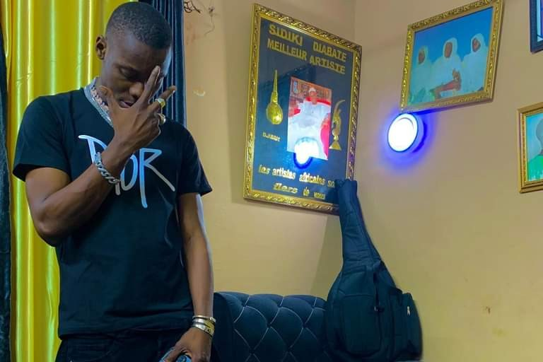 Sidiki Diabaté a de sérieux problèmes