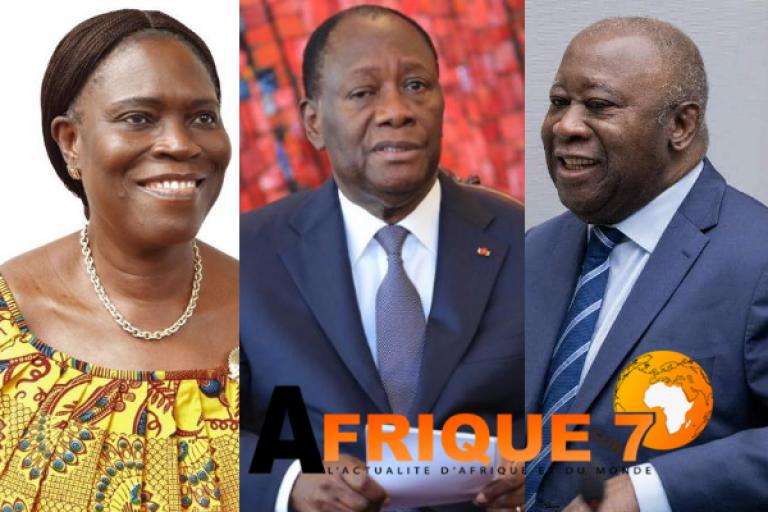 Alassane Ouattara: « Simone Gbagbo a été une mauvaise conseillère de son mari »