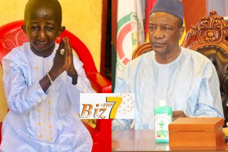 Grand P: ''Je serai candidat à la présidentielle 2020 en Guinée''