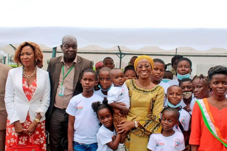Covid-19: La ministre Bakayoko-Ly dénonce les abus faits aux enfants