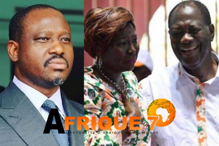 3è mandat Ouattara: Le jour où Kandia Camara a pleuré, Soro choqué