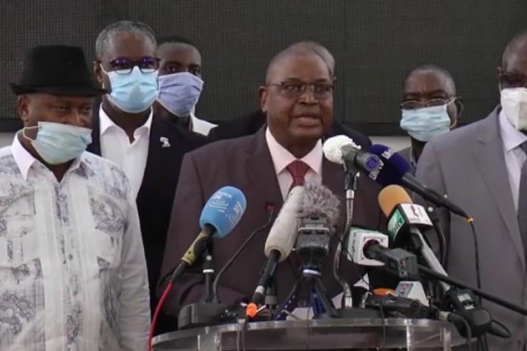 Dialogue avec l'opposition, la CDRP maintient la pression sur Ouattara