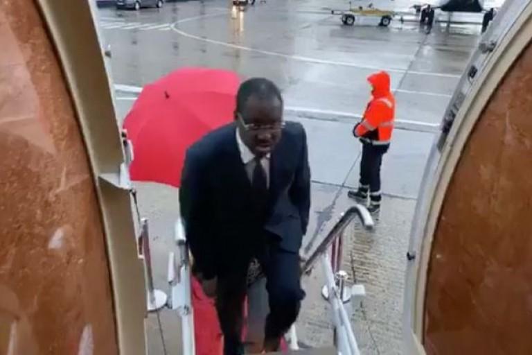 Que s'est-il passé entre le président ghanéen Nana Akufo-Addo et l'Ivoirien Guillaume Soro?