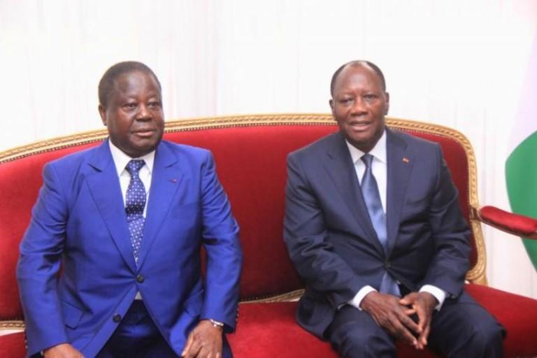 Henri Konan Bédié a-t-il traité le régime Ouattara d'idiot?