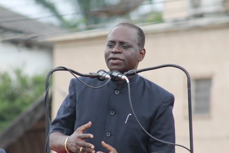 Akossi Bendjo remercie Henri Konan Bédié pour son combat
