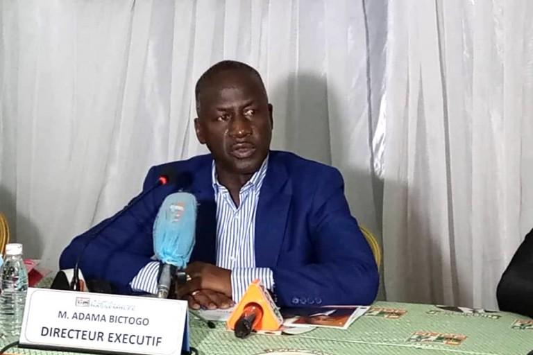 Adama Bictogo attaque les adversaires d'Alassane Ouattara