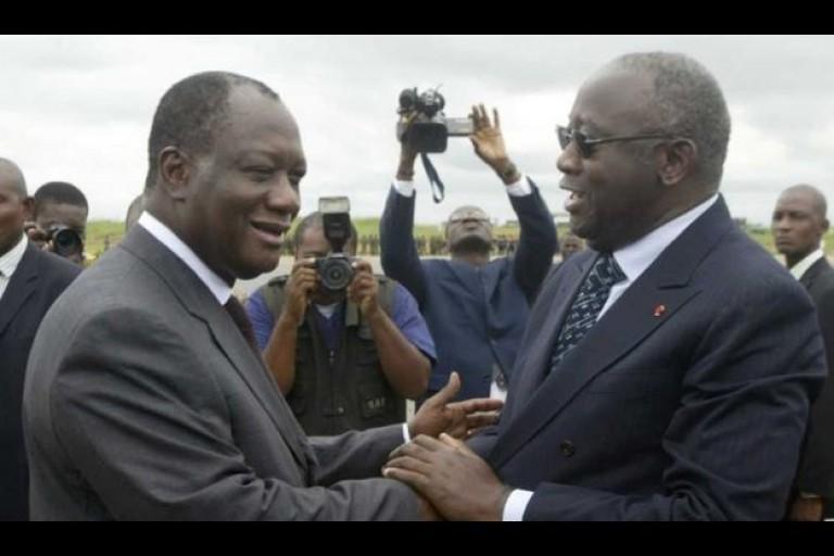 Gbagbo - Ouattara : Au coeur des tractations pour leur rapprochement