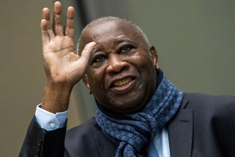 Laurent Gbagbo en attraction sur TV5 Monde depuis Bruxelles