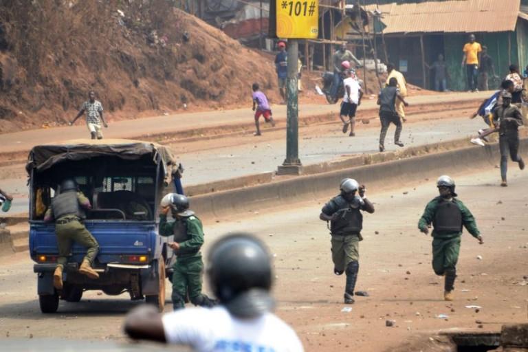 Guinée : L'UE appelle au respect des libertés publiques