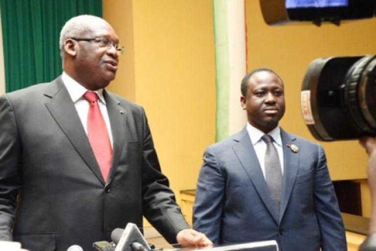 Que reproche Guillaume Soro à Koné Mamadou ?