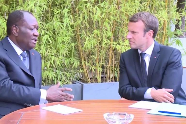 Rencontre Ouattara - Macron, Affi N'Guessan en trouble-fête