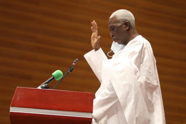 Le colonel-major Bah N'daw s'installe officiellement à la tête du Mali