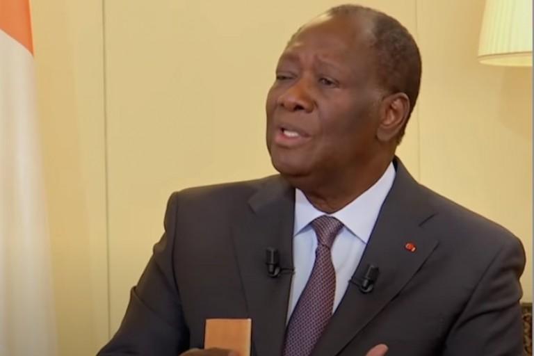 Alassane Ouattara très fier de son bilan économique