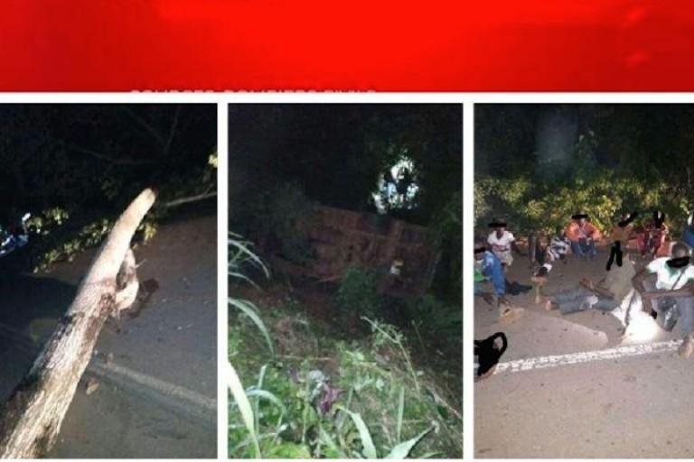 Accident sur l'axe Bongouanou - Arrah