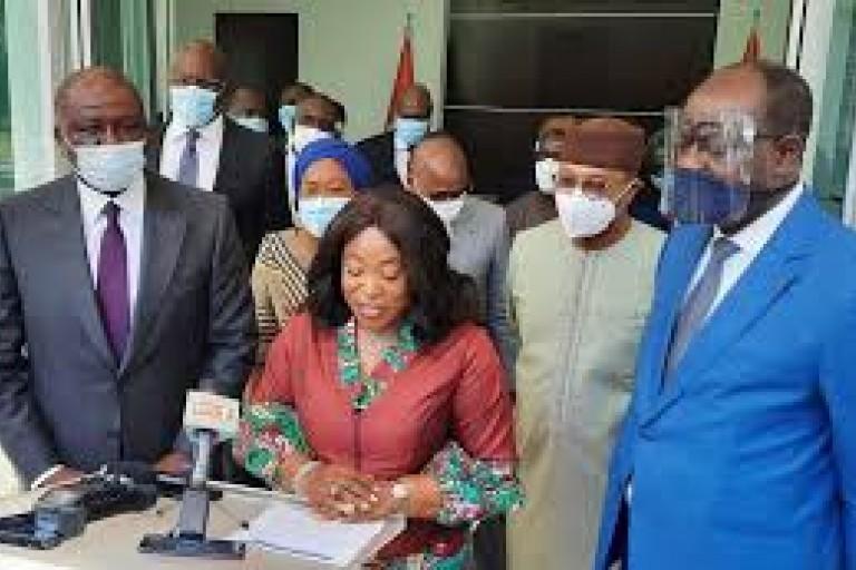 Une mission ministérielle de la CEDEAO à Abidjan
