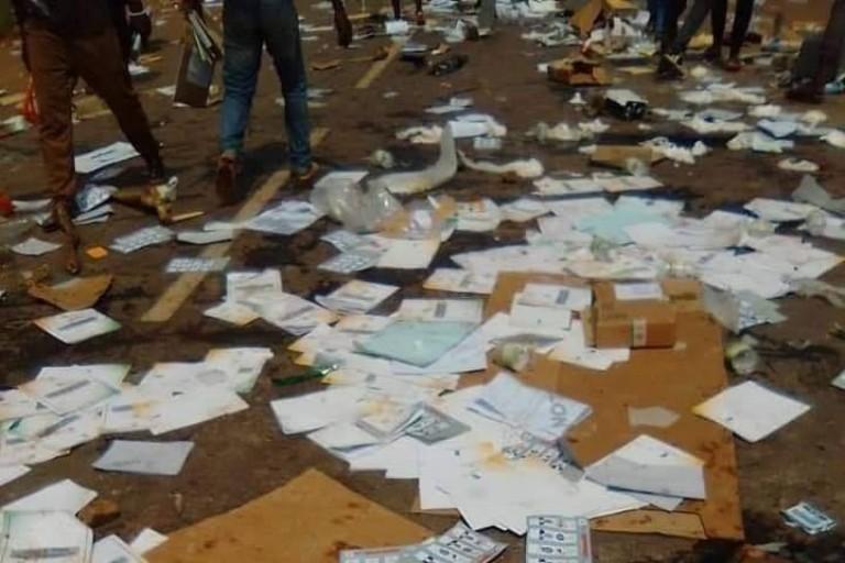 Après Daoukro, des casseurs s'invitent à la CEI locale de Bongouanou