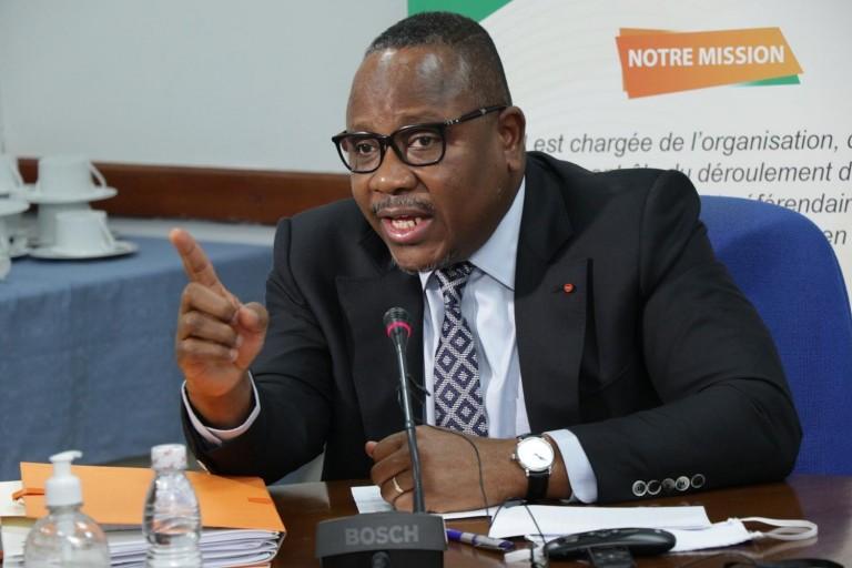 Ibrahime Coulibaly Kuibiert, chargé d'organiser la présidentielle ivoirienne