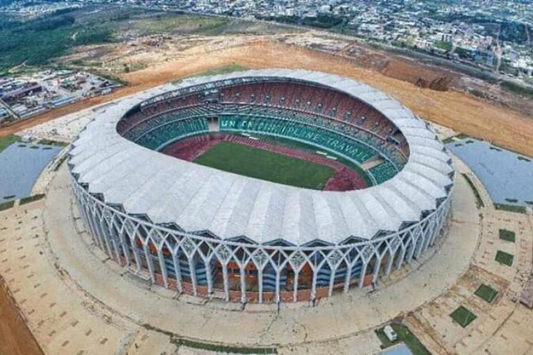 Sport: Le stade olympique d'Ebimpé devient