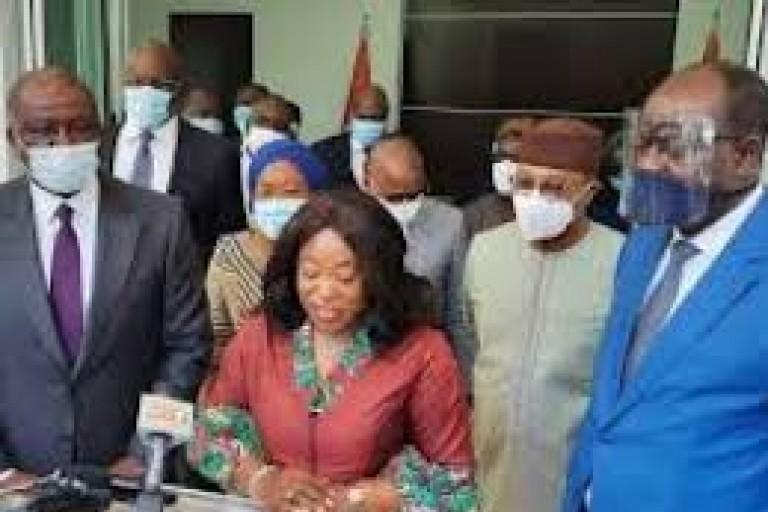 La CEDEAO laisse planer des poursuites judiciaires contre Bédié et Affi