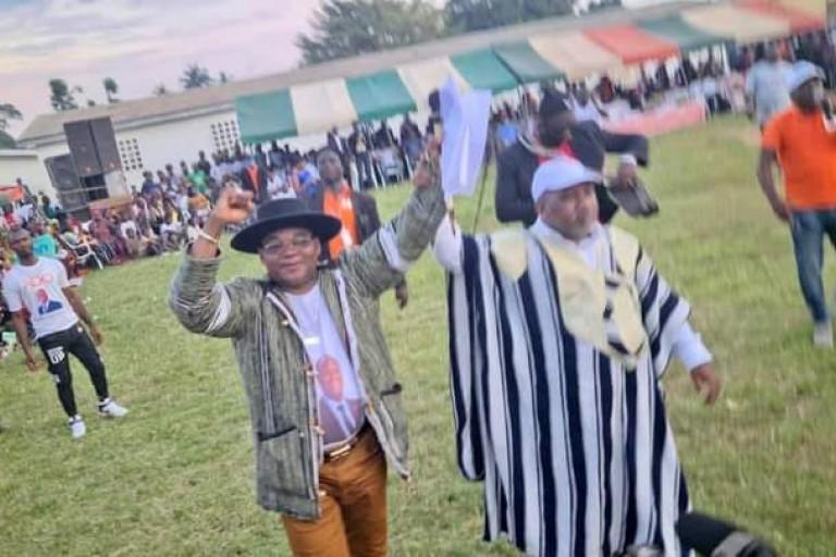 Duékoué : Serey Doh mobilise pour le 1 coup Ko de Ouattara