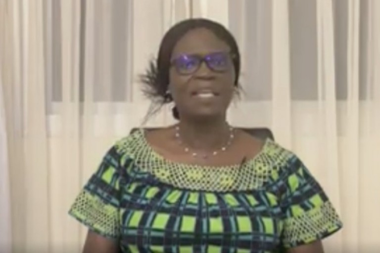 Simone Gbagbo appelle à la mise en « place un gouvernement de transition »