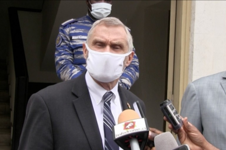 Processus électoral : Des observateurs américains présents,  à Abidjan