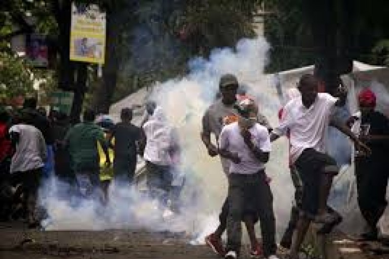 Violences préélectorales : L'appel des organisations de la société civile aux populations