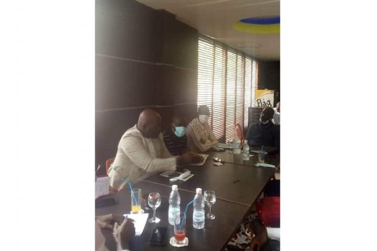 Entre Ouattara et l'opposition, Noba Thomas a fait son choix
