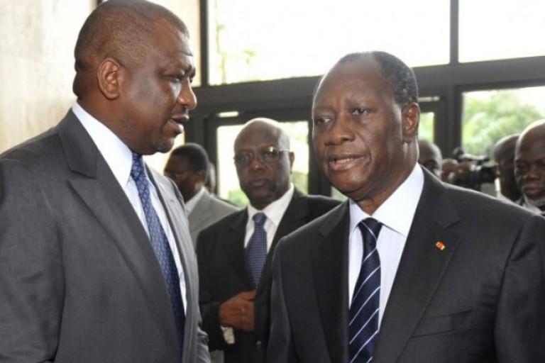Ce qu'Alassane Ouattara a confié à Hambak pour la présidentielle