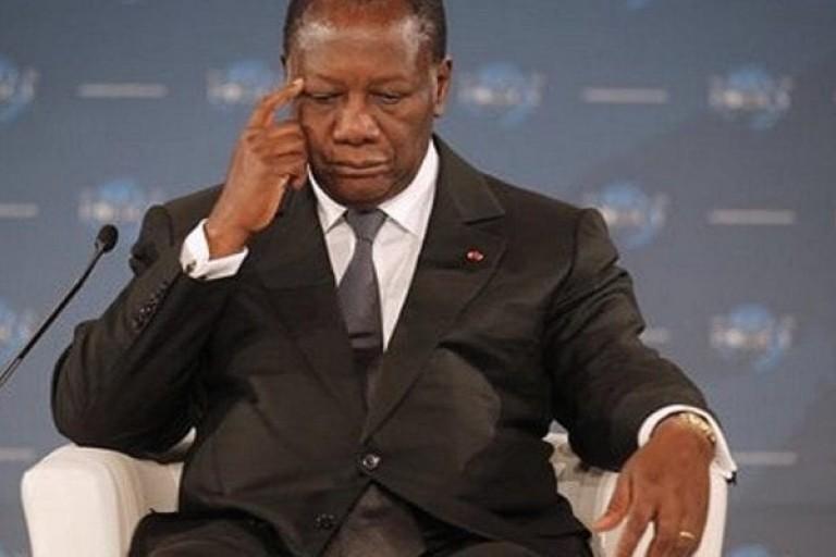 Alassane Ouattara vivement contesté au Parlement européen