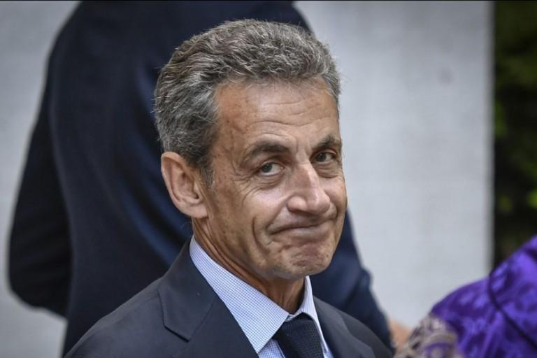 L'ex-président Nicolas Sarkozy mis en examen