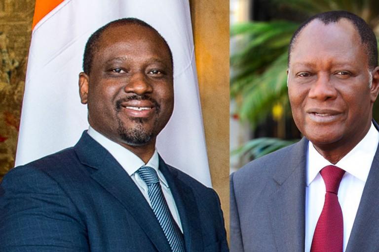 Alassane Ouattara et Guillaume Soro, la guerre est déclarée