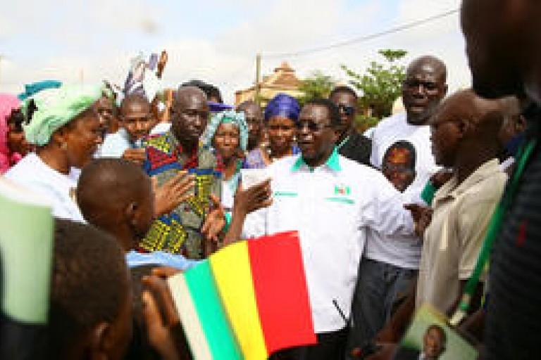 L'opposant malien, Soumaïla Cissé, enfin libre
