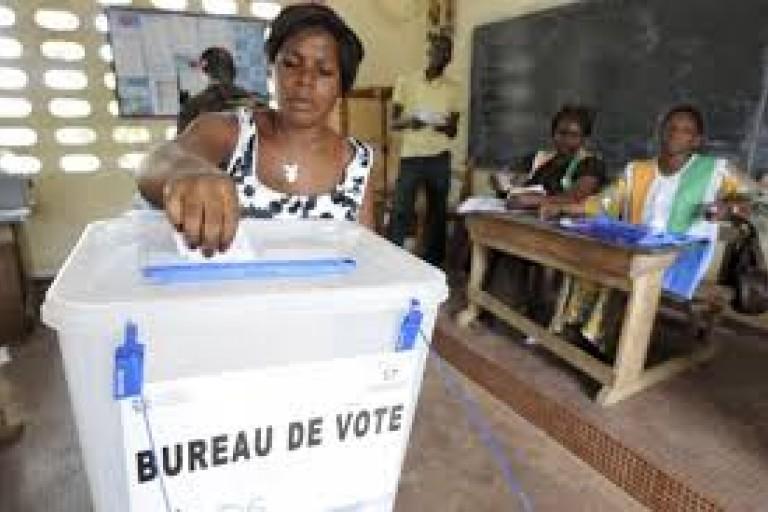 Présidentielle  Côte d'Ivoire : Faible affluence dans les bureaux de vote ce samedi 31 octobre
