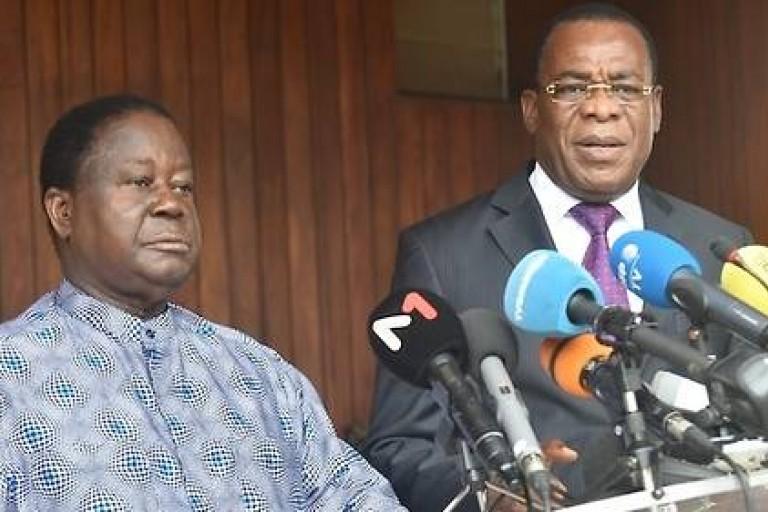 Bédié et Affi N'Guessan font l'objet de poursuite judicaire — Côte d'Ivoire