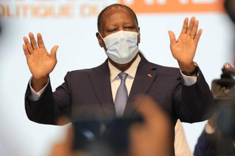 Alassane Ouattara : « L'opposition a voulu nous entrainer vers la violence et le chaos, mais...»