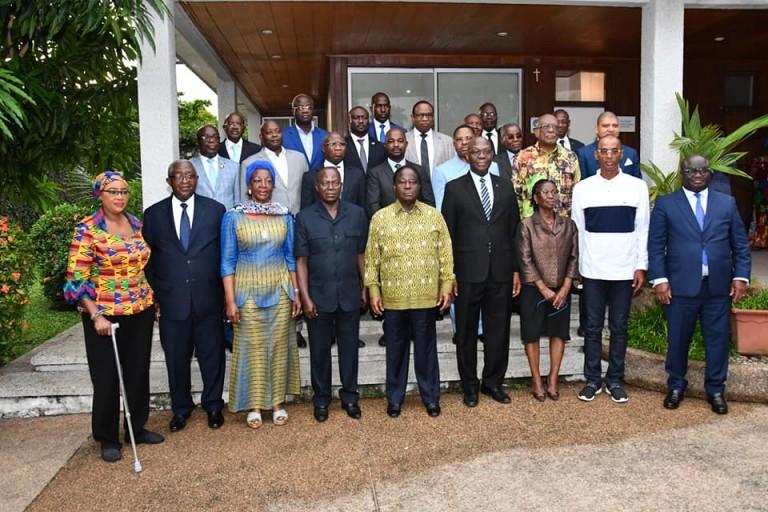 Après sa rencontre avec Ouattara, Henri Konan Bédié très inquiet