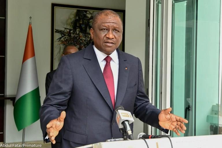 Succession de Ouattara: Hamed Bakayoko sur les traces d'Amadou Gon